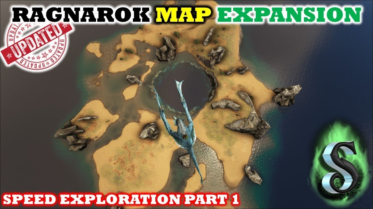 New ragnarok map expansion mysterious meteor crater for Plante y ark ragnarok