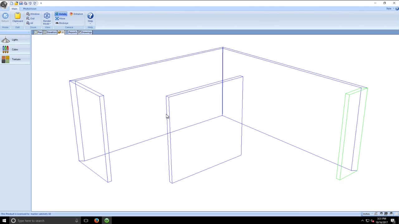Optional- Download Cabinet Vision