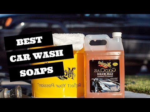 Best Car Wash Soaps – Top 5 Reviews And Buying Guide
