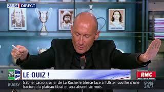 After Foot du jeudi 18/01 – Partie 6/6 - Le Quizz