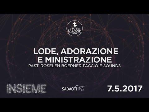 Domenica Gospel @ Milano | Lode, Adorazione e Ministrazione - Pastore Roselen e SoundS | 07.05.2017
