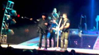Montgomery Gentry My Town Live In Tampa Florida Country Throwdown Tour First Stop
