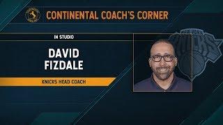 Knicks HC David Fizdale Talks Zion, Free Agency & More w/Dan Patrick | Full Interview | 5/8/19