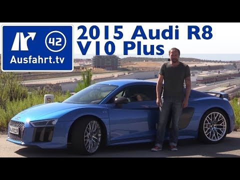 2015 Audi R8 V10 Plus - Kaufberatung, Test, Review