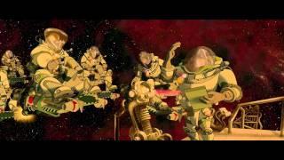 Cosmic Castaway - Titan A.E.