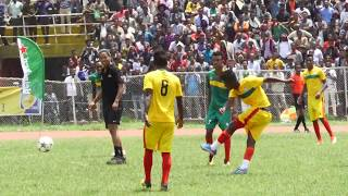 ET Abyssinian Show RONALDINHO playing with Ethiopian national team under 20