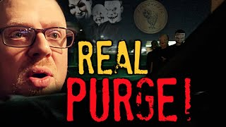 (WARNING) RANDONAUTICA IS TERRIFYING - Real Life Purge! Do NOT Play This App ALONE!!
