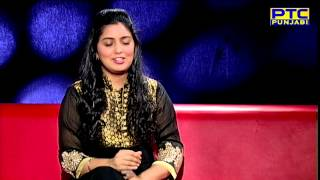 Harshdeep Kaur I Live - Heer Heer I Full Interview Link Below I 2015