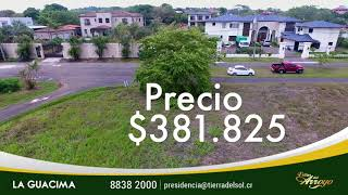 Lote en Exclusivo Residencial Villas del Arroyo