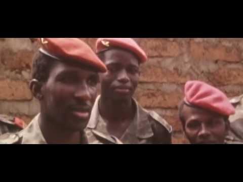 Youtube: JP Manova –«Sankara» /Clip Officiel