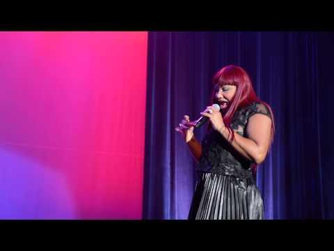 Traci Braxton Live In DC 9-18-14