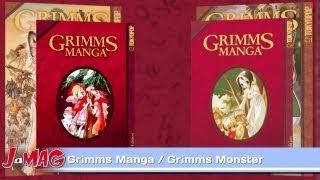 Grimms Manga und märchenhaftes Cosplay, J-Mag Live Stream Folge #1 (1/3)
