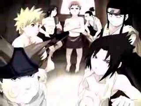 Naruto Boys-hot(avril Lavigne)