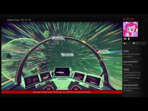 No Mans Sky: The Galactic Patrol federation: journey to the