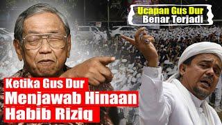 Download lagu Ketika Gus Dur Menjawab Hinaan Habib Riziq