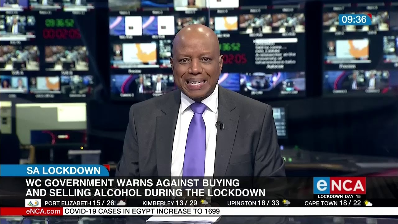 COVID-19: WC liquor outlets urged to adhere to lockdown regulations - eNCA