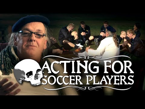 Acting for Soccer Players