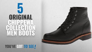 Top 10 Original Chippewa Collection Men Boots [ Winter 2018 ]: Original Chippewa Collection Men