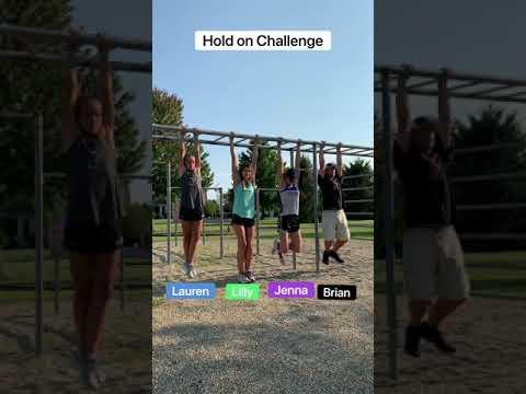 Hold on challenge!!