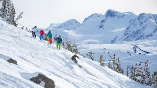 This Is My Office - Working for Whistler Blackcomb