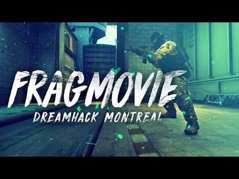 CSGO FRAGMOVIE | OUTSIDERS - CLG AT DREAMHACK MONTREAL