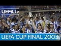 2003 UEFA Cup Final Highlights Porto Celtic mp3