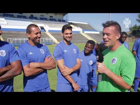 Apresentação FC Vizela - Época 2017/18