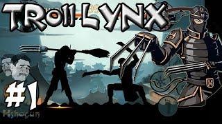 Shadow fight 2 HShogun Troll Lynx, funny moment [thanks 100 Sub]