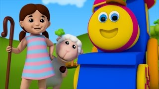 Bob The Train | Little Bo Peep Has Lost Her Sheep | Nursery Rhyme | Kids Song | Bob Cartoons Kids Tv