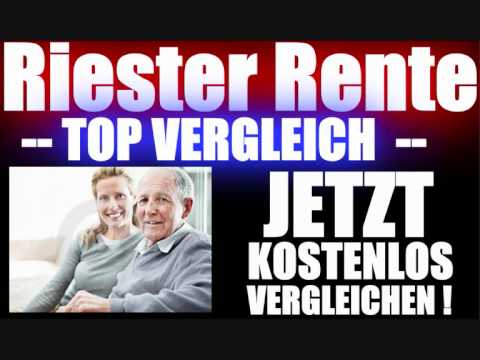riester rente kostenlos vergleich vergleichen youtube. Black Bedroom Furniture Sets. Home Design Ideas