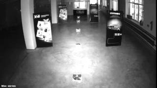 Тестовая видеозапись с IP камер XVI серии 32хх 3Mp ночь