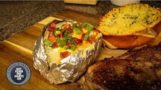 Baked Potato - Side Dishes - Comfort Food