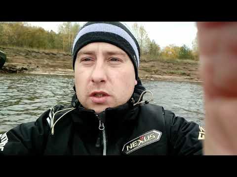 Рыбалка выходного дня на реке Кама в районе г. Соликамск