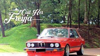 Call Her Freyja, BMW E28 520i (Jakarta, Indonesia)