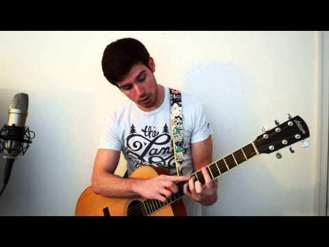 "John Mayer - ""Wildfire"" Guitar Lesson (Acoustic Tutorial By Jordan Sherman)"