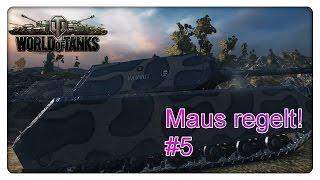 World of Tanks: Maus regelt! #5