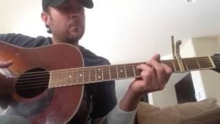 Jason mraz - I won't give up tutorial