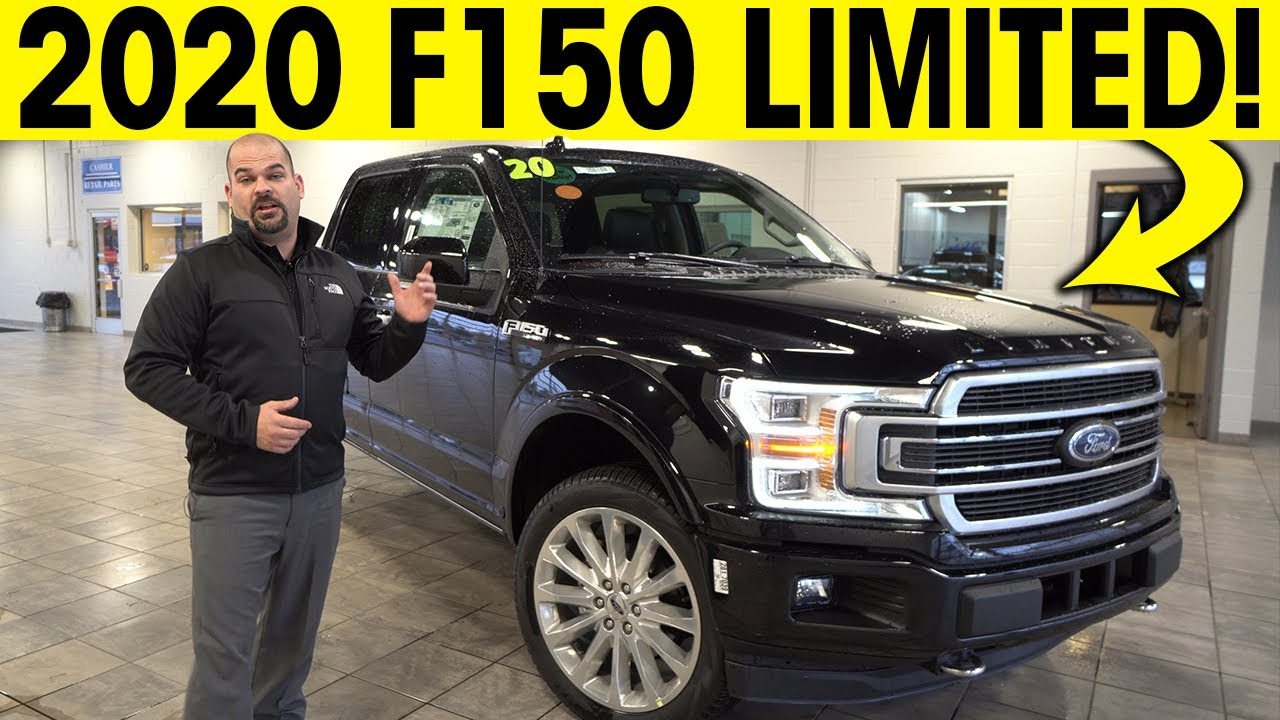 2020 Ford F150 Limited First Look Youtube