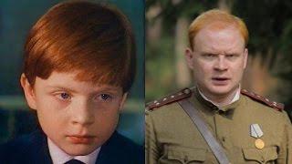 Советские дети-актеры: тогда и сейчас