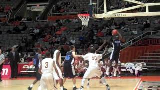 Bruce Barron High Major SwagAir Highlight Mixtape Top 50 Recruit 2011 Mac Irvin Fire