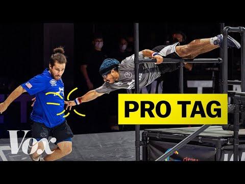 How tag became a professional sport - Видео онлайн
