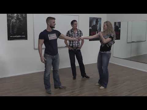 Country Swing Dancing for Beginners - How to Country Swing