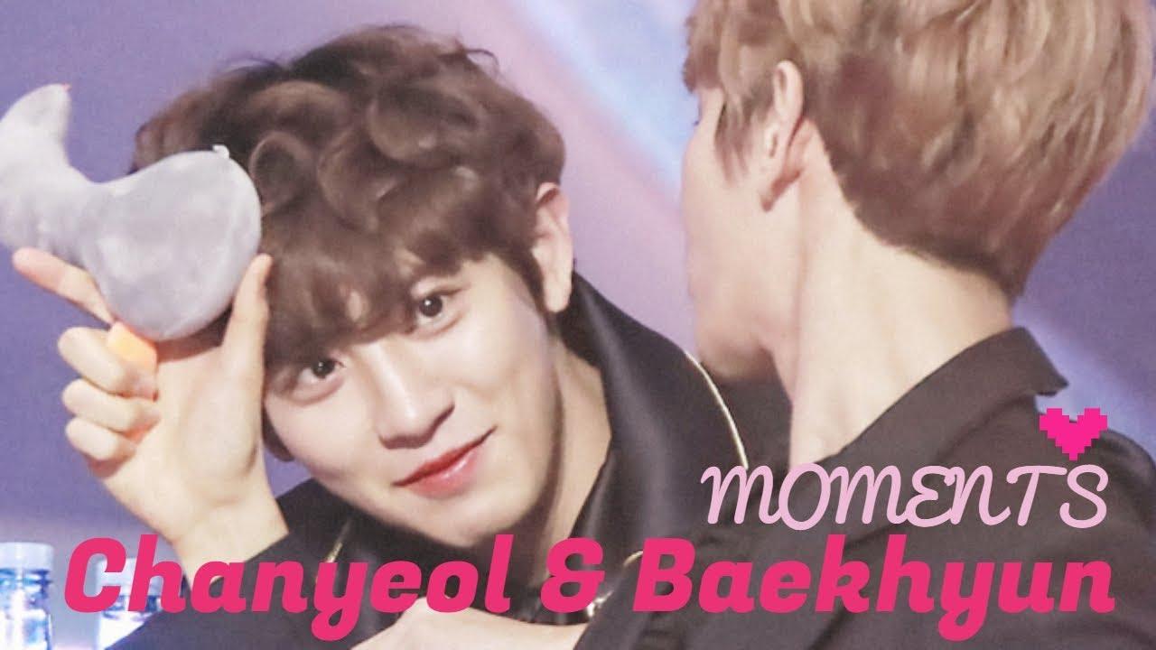 EXO Chanyeol and Baekhyun Moments「Chanbaek 」♡ Jealous