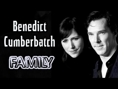 Benedict Cumberbatch. Family (his parents, sister, wife, sons)