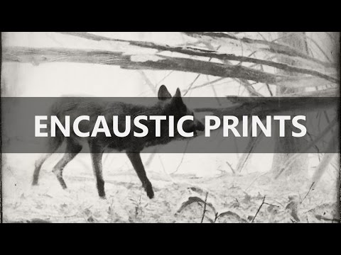 TheFIX 067: Encaustic Prints