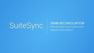 How to automate NetSuite bank reconciliation