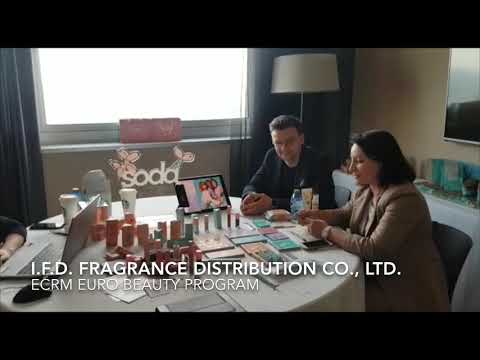 ECRM Euro Beauty Supplier Success: IFD Fragrance Distribution Limited