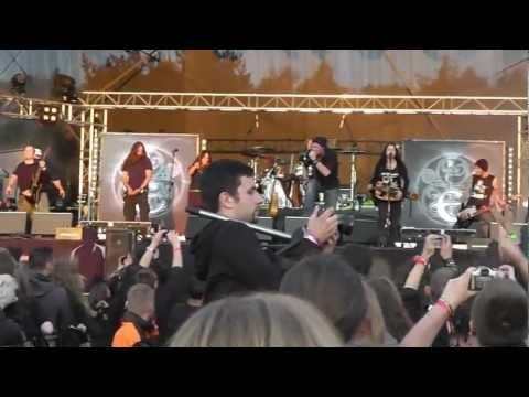Eluveitie - 1 - Neverland FULL HD (Live at Metalfest, Poland 2012)