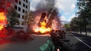 Destructo - Gameplay Feature: Bullet Time screenshot 2