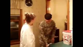 Soldiers Coming Home Emotional Compilation - Try Not To Cry